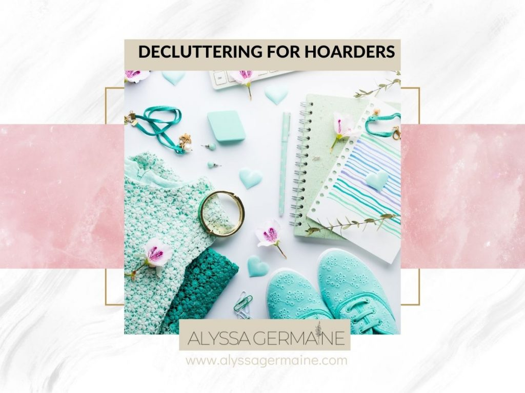 how to declutter a hoarders house